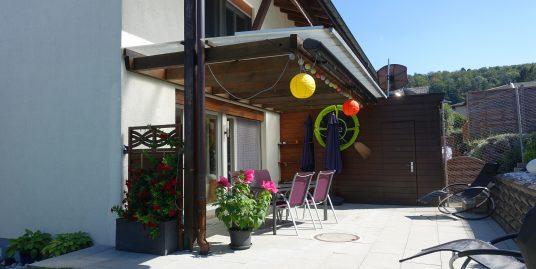 Büttikon, 5.5 Zimmer Einfamilienhaus