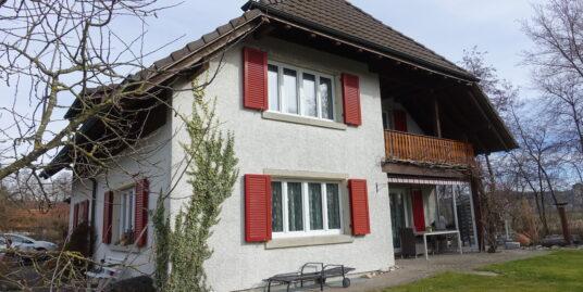 Kölliken, 7.5 Zimmer Einfamilienhaus