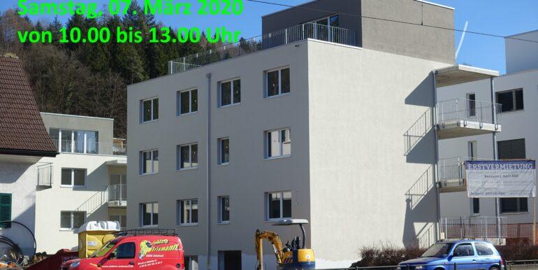 Open House Unterkulm H2