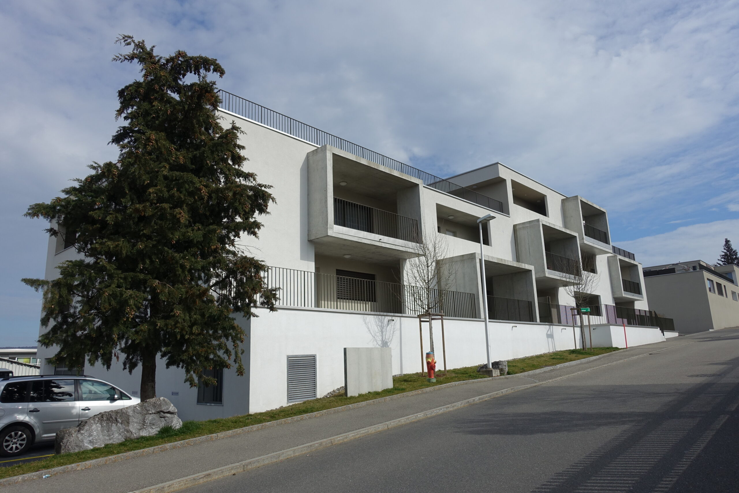 Beinwil am See, 3.5 Zimmer Wohnung