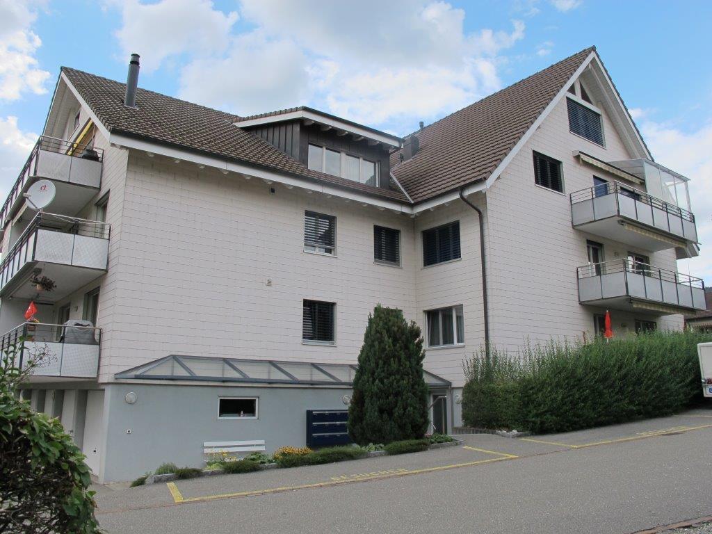 Zetzwil, hübsche 2 1/2 Zimmerwohnung