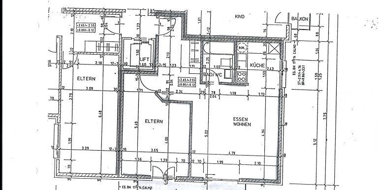Wohnung Zetzwil 3