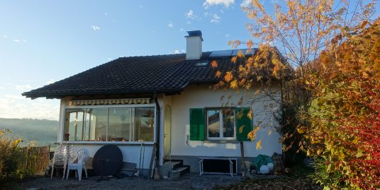 Leimbach, 5.5 Zimmer Einfamilienhaus