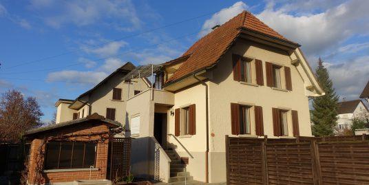 Reinach, 3.5 Zimmer Einfamilienhaus