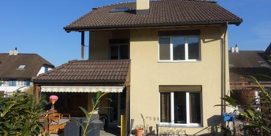 Menziken, 5.5 Zimmer Einfamilienhaus