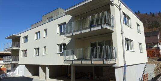 Erstvermietung Unterkulm, attraktive 3.5 Zimmer Wohnung