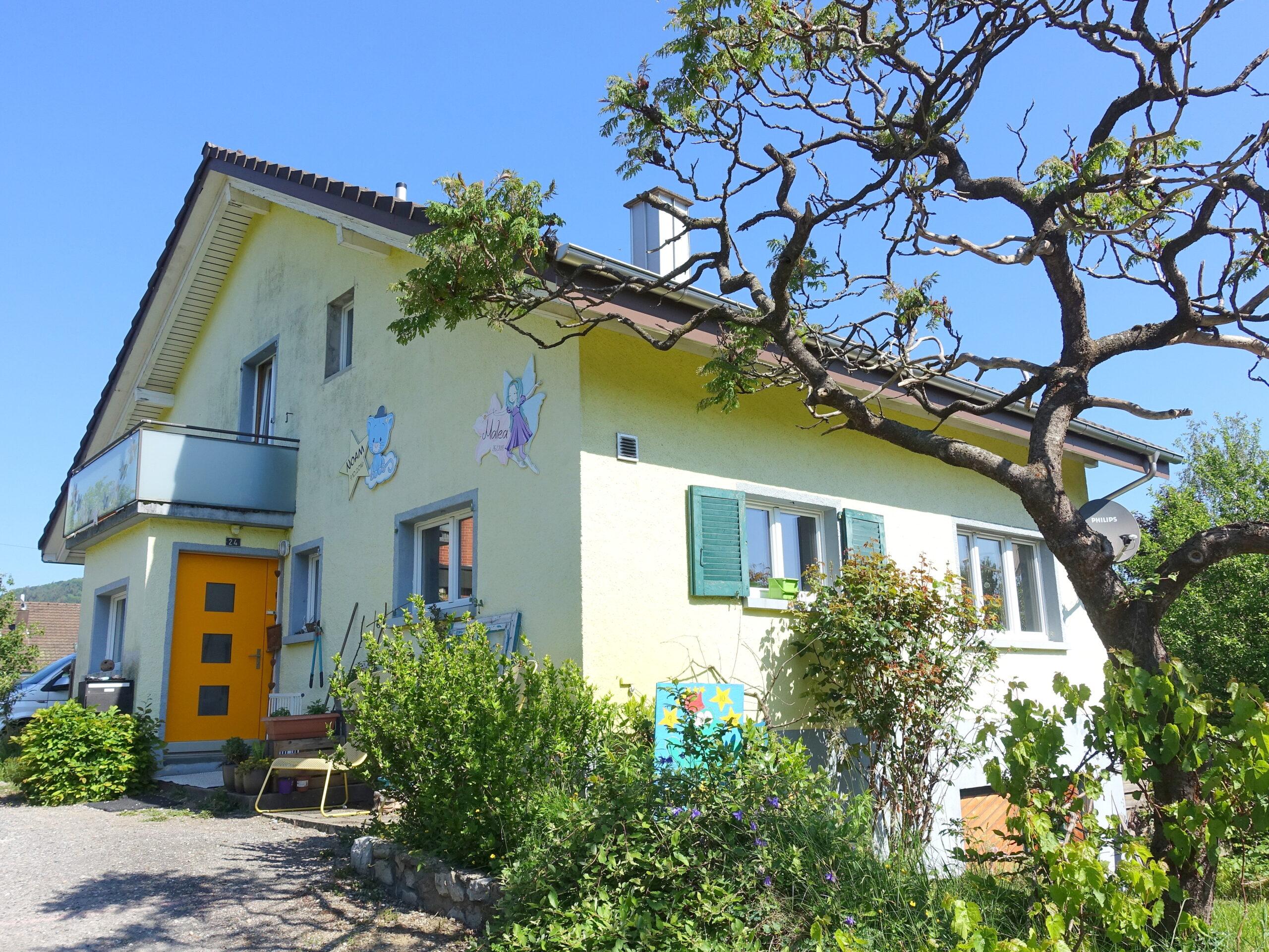 Beinwil am See, 5.5 Zimmer Einfamilienhaus