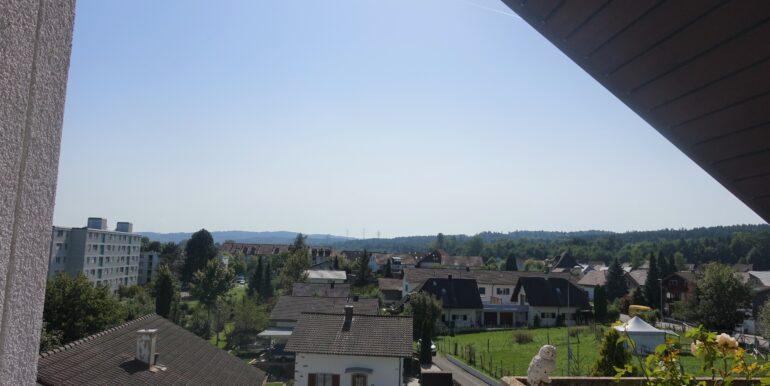 Aussicht kleiner Balkon